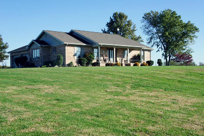 Johnson County Single Family Home For Sale: 350 George Bluff Road