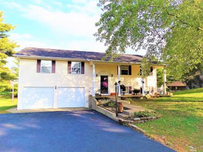 Johnson County Single Family Home For Sale: 107 Skyline Drive