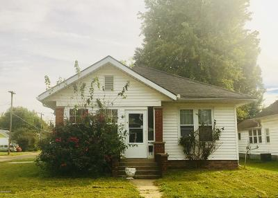 Herrin IL Single Family Home For Sale: $49,990