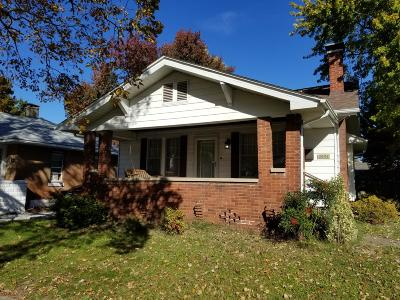 Murphysboro Single Family Home For Sale: 2004 W Elm