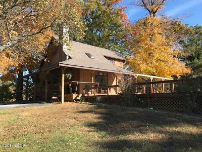 Murphysboro Single Family Home For Sale: 5064 Country Club Rd