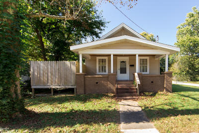 Carbondale Single Family Home Active Contingent: 504 S Forest