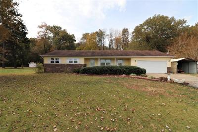 Harrisburg IL Single Family Home Active Contingent: $84,900