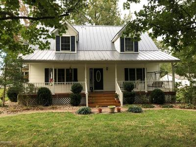 West Frankfort Single Family Home For Sale: 12156 Stiritz Road