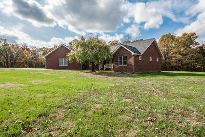 Hamilton County Single Family Home For Sale: 13619 State Route 142