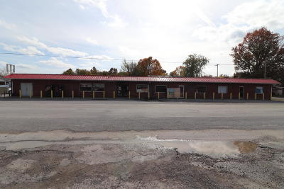 Massac County Commercial For Sale: 106 E 2nd Street