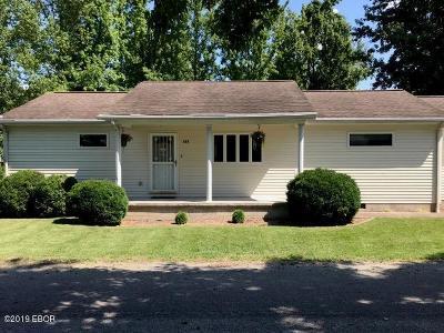 Herrin Single Family Home For Sale: 609 W Vanburen Street