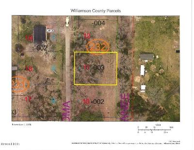 Carbondale Residential Lots & Land For Sale: Chickasaw Drive