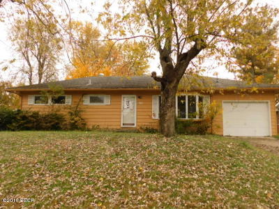 Metropolis IL Single Family Home For Sale: $29,900