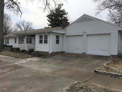 Murphysboro Single Family Home For Sale: 401 N 21st Street