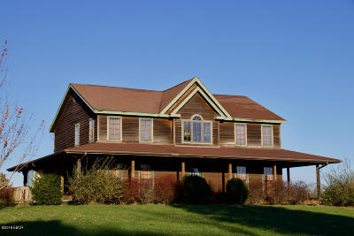 Alto Pass Single Family Home For Sale: 1940 Milligan Hill Road