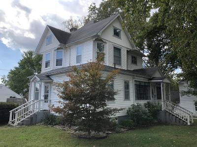 Jonesboro IL Single Family Home For Sale: $103,880