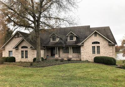 Carbondale Single Family Home For Sale: 285 Lake Indian Hills Drive