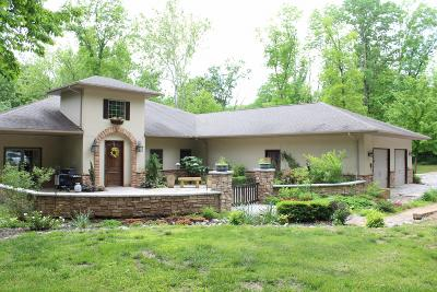 Carbondale Single Family Home Active Contingent: 208 Copperhead Trail