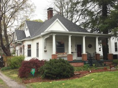 Anna Single Family Home For Sale: 613 S Main Street