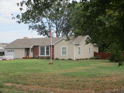 Benton Single Family Home For Sale: 1508 N Main Street
