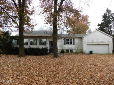 Eldorado IL Single Family Home For Sale: $39,900