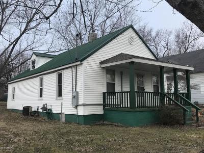 Single Family Home For Sale: 435 N Thompson Street