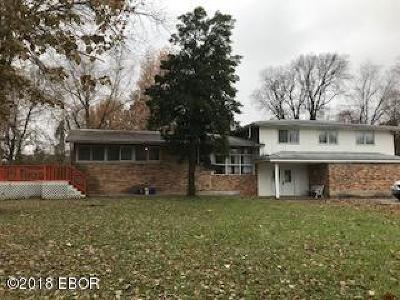 Carbondale Multi Family Home For Sale: 1197 E Walnut Street