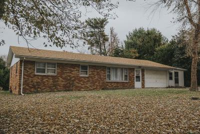 Herrin IL Single Family Home For Sale: $82,990
