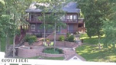 Single Family Home For Sale: 2355 S Lake Shore Drive