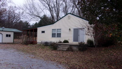 Harrisburg IL Single Family Home For Sale: $75,000