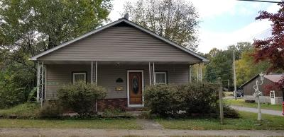 Harrisburg IL Single Family Home For Sale: $65,600