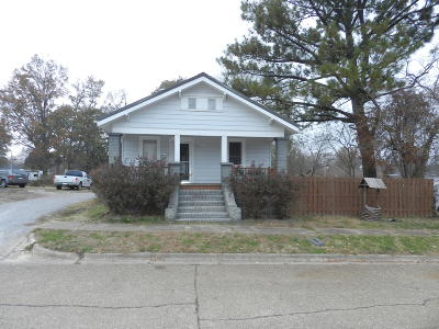Harrisburg IL Single Family Home For Sale: $61,995