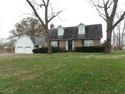 Harrisburg IL Single Family Home For Sale: $190,000