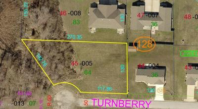 Williamson County Residential Lots & Land For Sale: 001 Turnberry #45