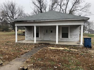 Carterville Single Family Home Active Contingent: 710 Ridge Street