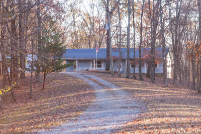 Single Family Home For Sale: 364 Pauper Farm Road