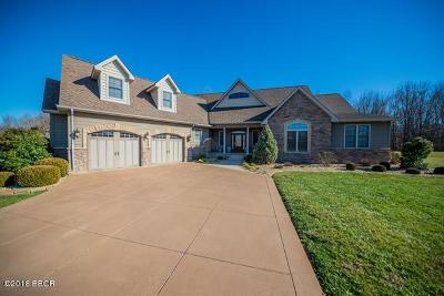 Herrin Single Family Home For Sale: 1312 Prairie Meadow Drive