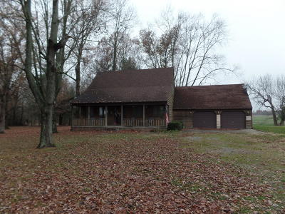 Single Family Home Active Contingent: 1335 Bethel Creek Road