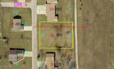 Williamson County Residential Lots & Land For Sale: 001 Montebello #22