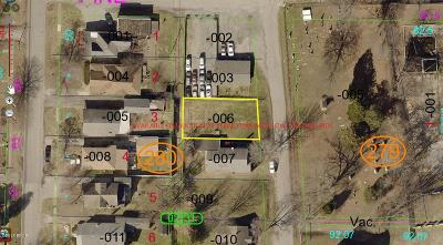 Williamson County Residential Lots & Land For Sale: 001 S 12th Street