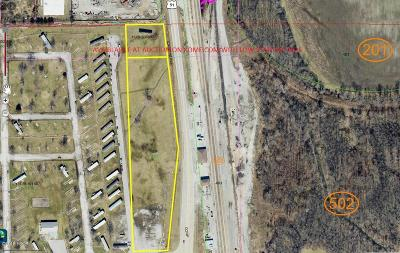 Carbondale IL Residential Lots & Land For Sale: $595,000