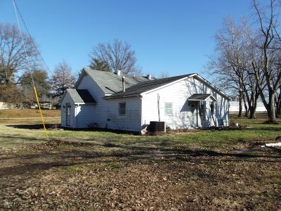 Single Family Home For Sale: 9480 Jackson Street