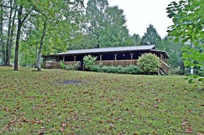Pope County Single Family Home Active Contingent: 119 Rose Ford Road