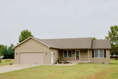 Herrin Single Family Home For Sale: 1507 Jessica Lane