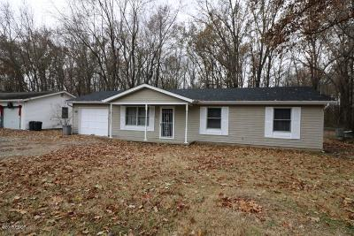 Herrin Single Family Home For Sale: 2305 N 13th Street