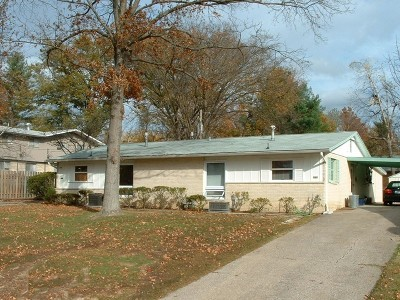 Carbondale Multi Family Home For Sale: 705-707 S Valley Road