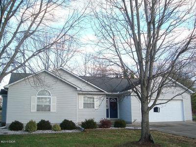 Herrin Single Family Home For Sale: 851 Stardust Drive