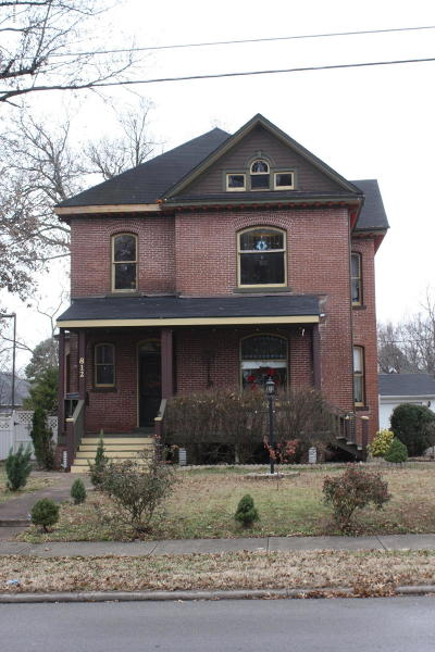 Marion Single Family Home For Sale: 812 N Market Street