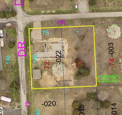Marion Residential Lots & Land For Sale: 11755 Ridgewood Drive