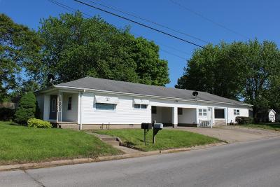 Anna Multi Family Home For Sale: 726 E Davie Street