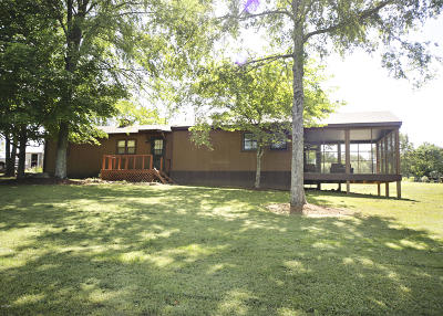 Pope County Single Family Home For Sale: 280 Henry Hicks Rd Road