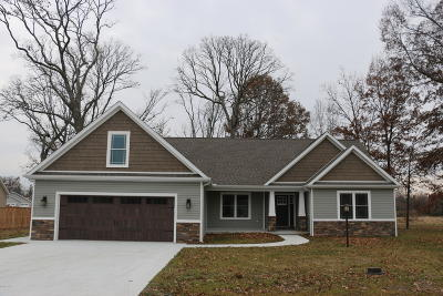 Carterville Single Family Home For Sale: 1611 Venable Drive