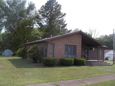 Benton Single Family Home For Sale: 118 Parrish Street