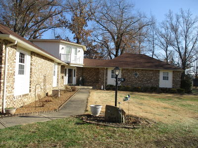 Benton Single Family Home For Sale: 1208 S Commercial Street